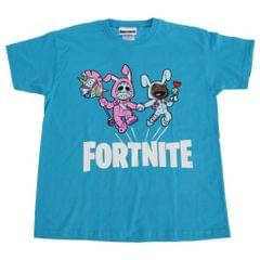 Fortnite Childrens/Kids Bunny Trouble Short Sleeve T-Shirt