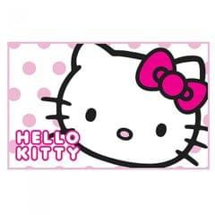 Childrens/Kids Girls Hello Kitty Bedroom Floor Rug/Mat