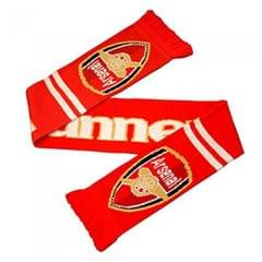 Arsenal FC 701 'Gunners' Jacquard Strick Schal