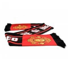 Manchester United FC Unisex Schal für Erwachsene
