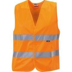James & Nicholson Unisex Safety Vest