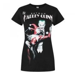 Batman Damen Harley Quinn T-Shirt
