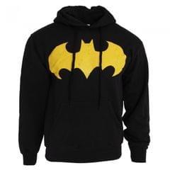 Batman Herren Fledermauszeichen-Logo-Pullover