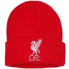 Junior Winter Beanie / Mütze mit Liverpool FC Design