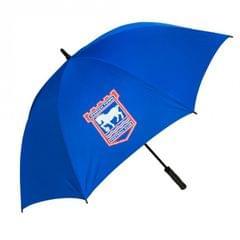 Ipswich Town FC Single Canopy Golf Umbrella