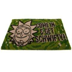 Rick And Morty Schwifty Fußmatte