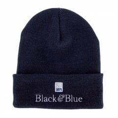 Black & Blue 1871 Beanie