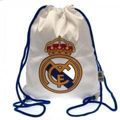 Real Madrid FC Turnbeutel mit Zip-Fach
