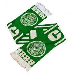Celtic Schal mit Fransen