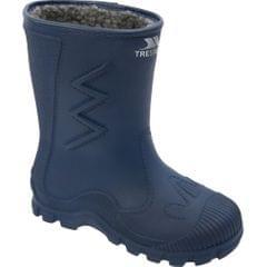 Trespass Kids Unisex Toetey Waterproof Fleece Lined Wellies