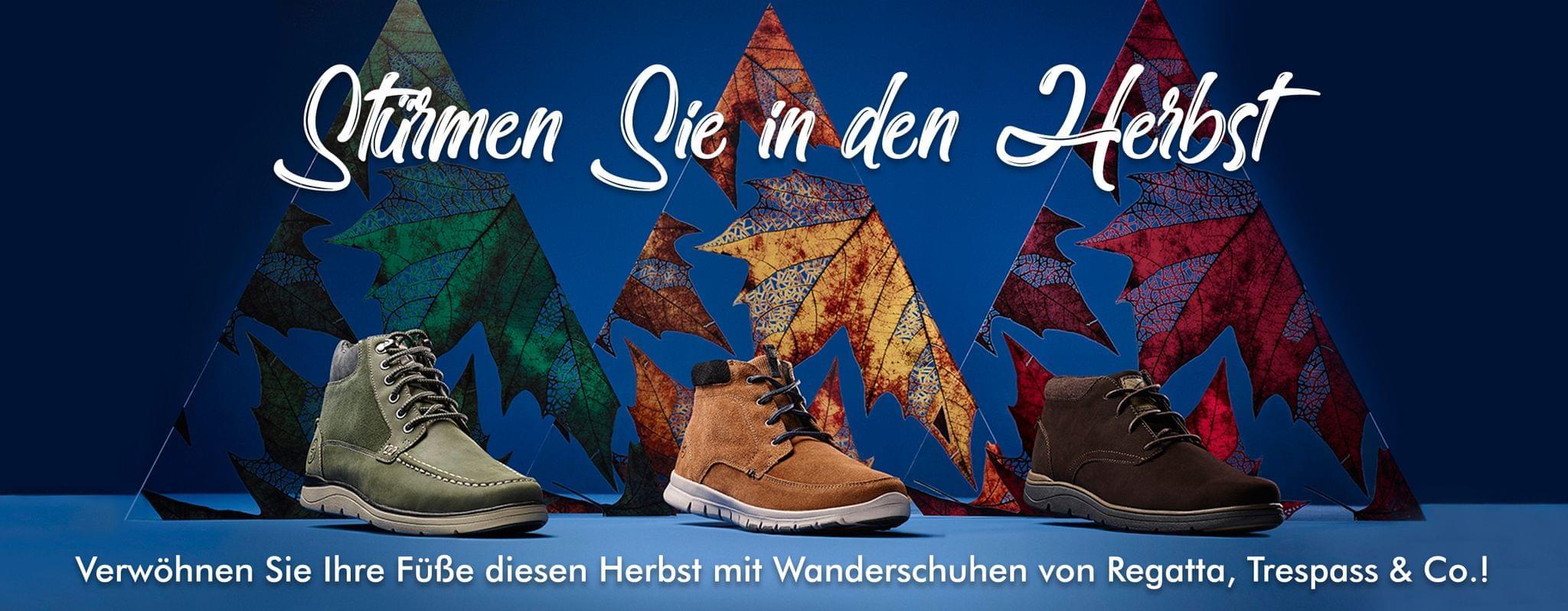 Deutsche Wanderschuhe