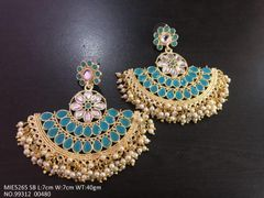 Beautiful Pair of Danglers with an year warranty