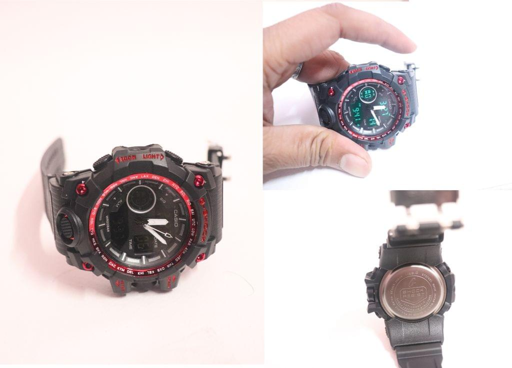 G-Shock Watch (exact imitation) with an year warranty from Culturenyou