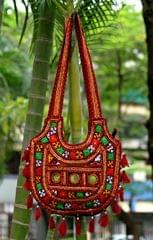 Handmade Bag- Original Kutch work