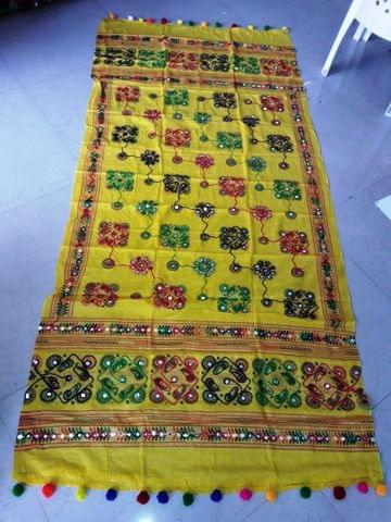 Original Kutch Worked Handmade/Handworked Dupatta