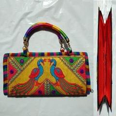 Awesome handwork clutch , originally originated from Kutch