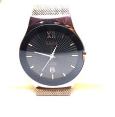 Buy this awesome watch with magnetic belt--It has 1 year warranty