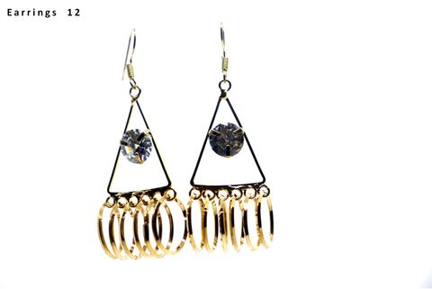 Awesome Danglers - 5.8 centimeters in length and width is 2 centimeters