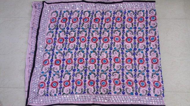 Phulkari Dupatta Stole , originally from Kutch