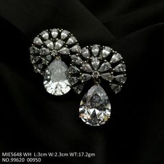 American Diamond Studd with an year warranty