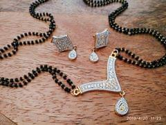 Buy this beautiful Mangalsutra Set with an year warranty