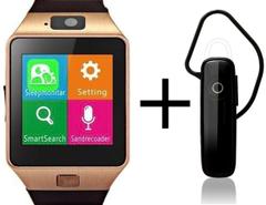Shoyo DZ09 Smartwatch with Universal Bluetooth Headphone