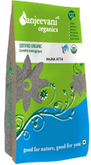Organic Bajra Atta 500 Gms