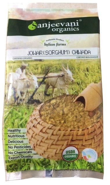 Organic Jowar (Sorghum)  Chiwada  250 Gms