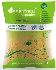 Organic Wheat Dalia (Porridge)  500 Gms