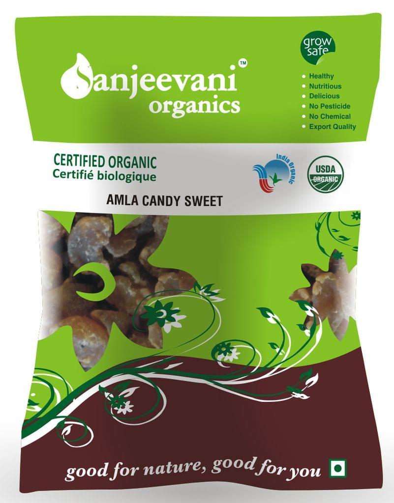Organic Amla Candy Sweet 200 Gms