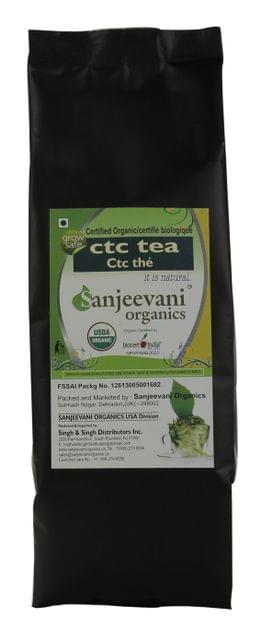 Organic CTC Tea 250 Gms