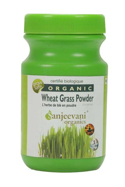 Organic Wheat Grass 100 Gms