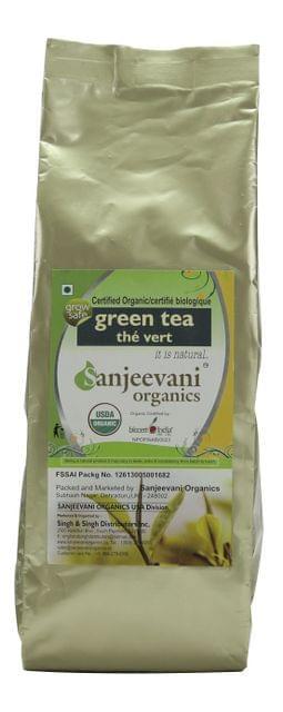 Organic Green Tea  200 Gms
