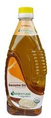 Organic Sesame oil  1000 ml