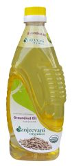 Organic Groundnut Oil 1000 ml