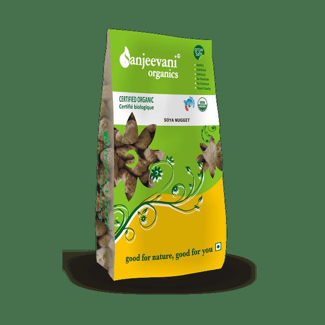 Organic Soya Nugget 250 Gms