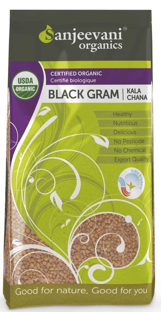 Organic Chana whole  1000 Gms