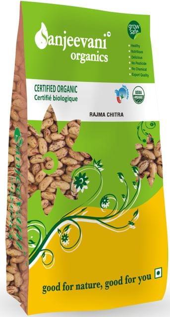 Organic Rajma Chitra 1000 Gms