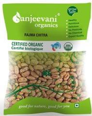 Organic Rajma Chitra 500 Gms