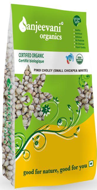 Organic Pindi Choola 1000 Gms