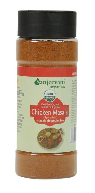 Organic Chicken Masala  100 Gms