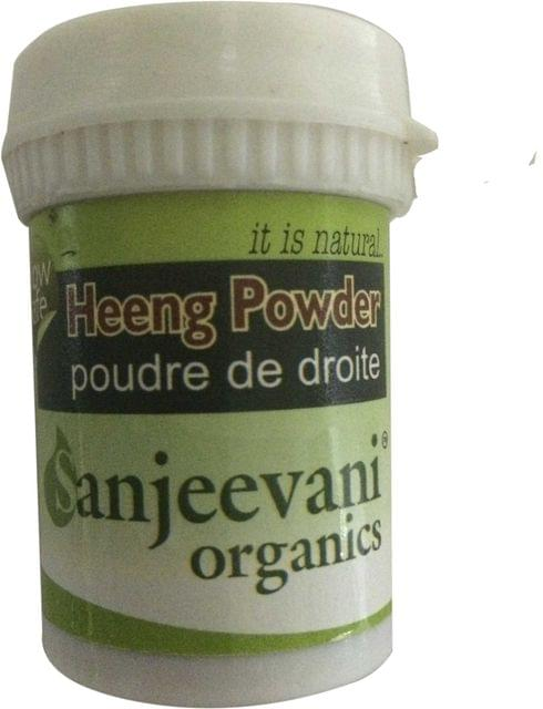 Organic Heeng Powder 25 Gms
