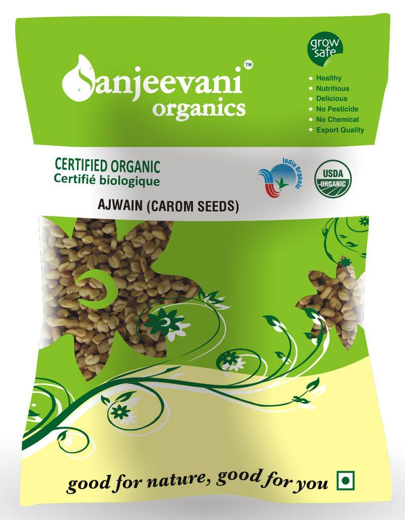Organic Fenugreek  100 Gms