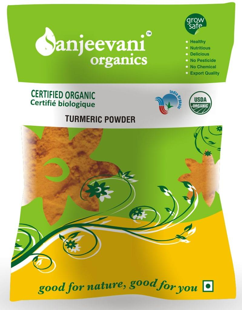 Organic Turmeric powder 100 Gms
