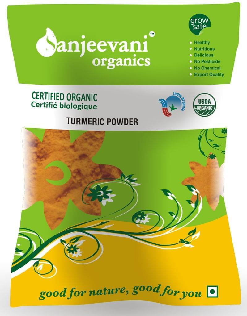 Organic Turmeric powder 250 Gms