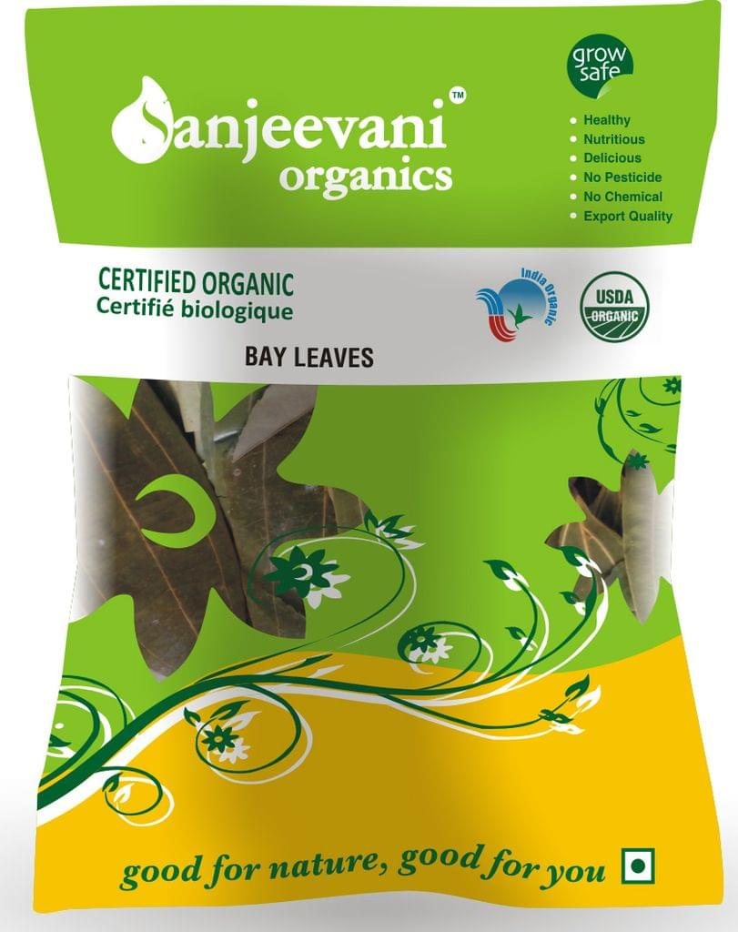 Organic Bay Leaves  50 Gms