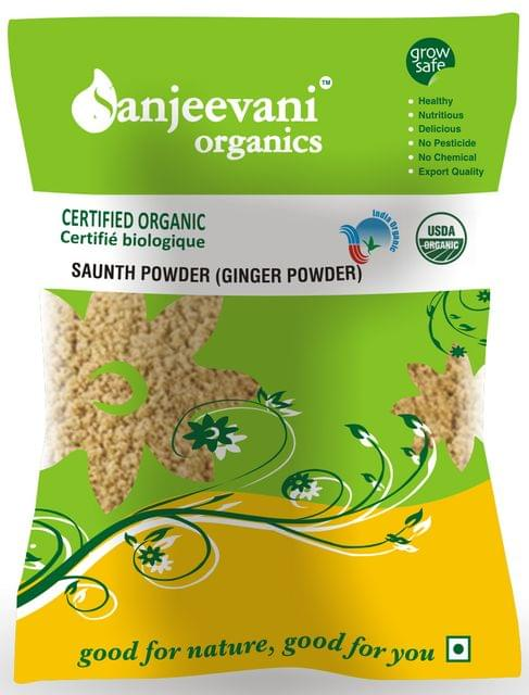 Organic Saunth Powder (Ginger powder) 100 Gms
