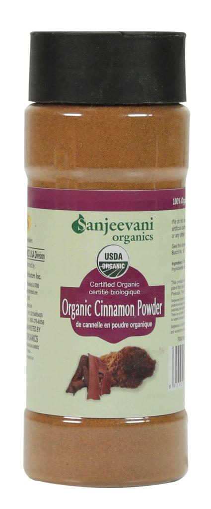 Organic Cinnamon Powder 90 Gms