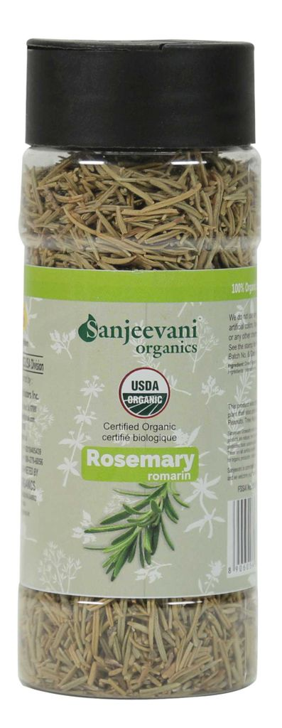 Organic Rosemary 40 Gms