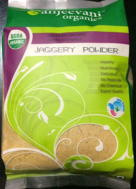 Organic Jaggery Powder  500 Gms